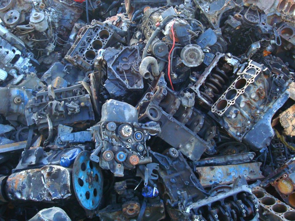 Scrap Metal Recycling Austin