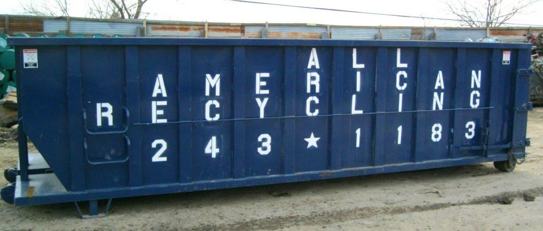 Rolloff Dumpster