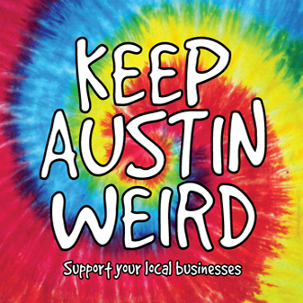 Keep Austin weird for Austin scrap metal recycling